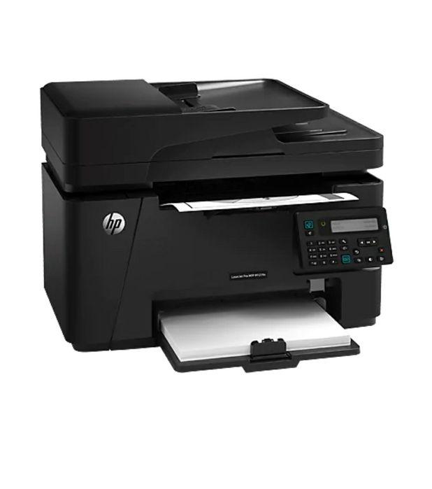 Imprimanta multifuncțională Hp127fn retea Bucuresti - imagine 1