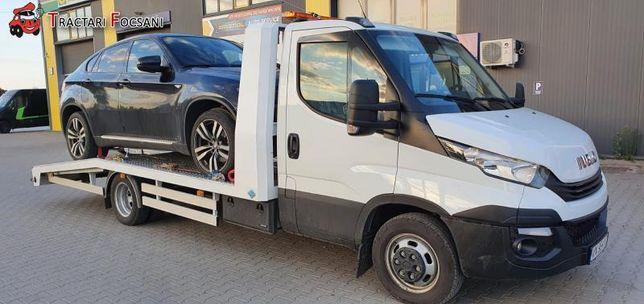 Platforma Tractari Auto Focsani Vrancea NON-STOP