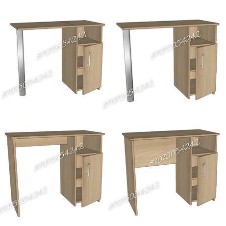 маникюрные и ученические столы, парты, помощники, полки