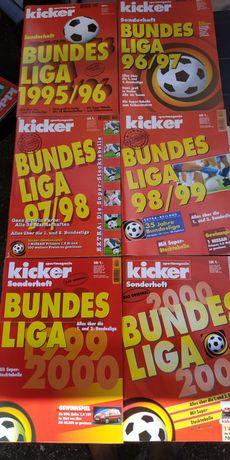 Списания Кикер ( годишници 1990/2003)