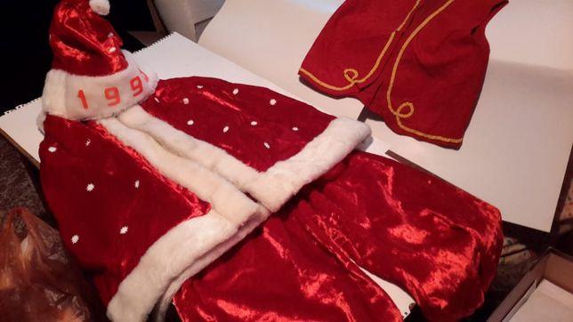 Новогодний костюм на мальчика 8-9 лет