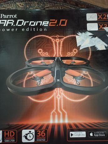 Vând drona Parrot AR Drone 2.0
