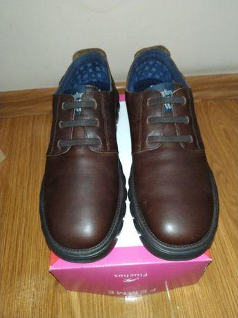 Pantofi de piele CallagHan Adaptaction