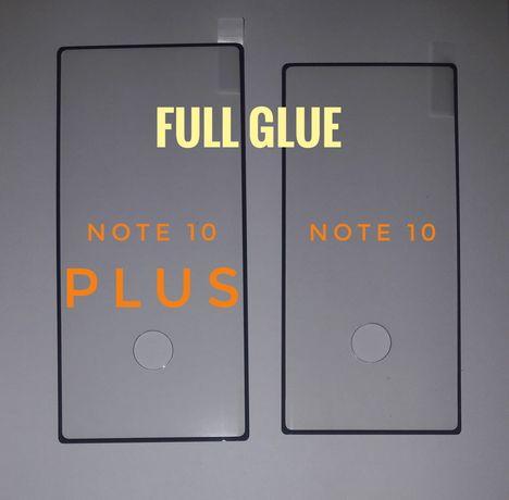 Folie sticla full glue s8 s9 s10 plus note 10 huawei p30 mate 20 pro