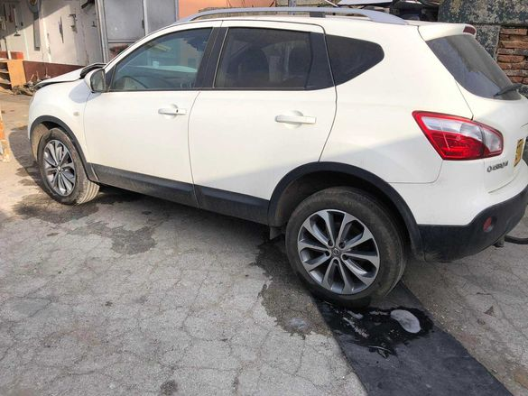 Нисан Кашкай/Nissan Qashqai 4x4 2.0Д 2012гна Части