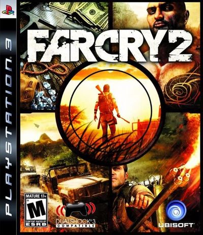 Серия игр Far Cry для Playstation 3 (PS3)
