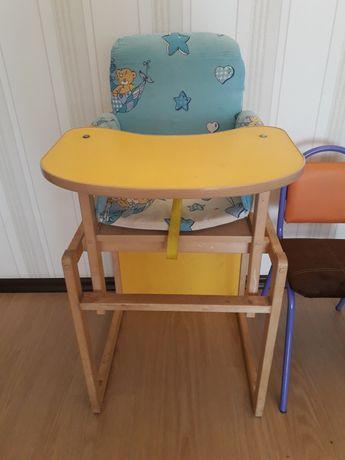 Стул-столик детский