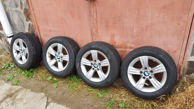 set roti Originale BMW seria 3, seria 4, F30, F32, F34, 16 zoli