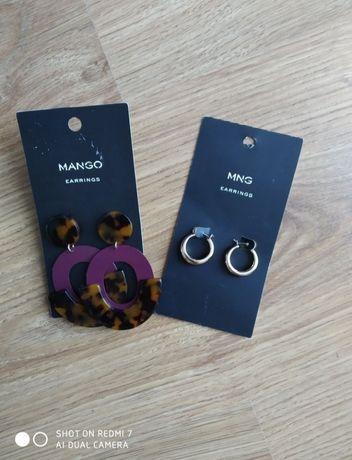 Новые очки и сережки от Mango
