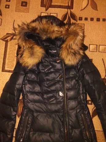 Куртка зима на пуху