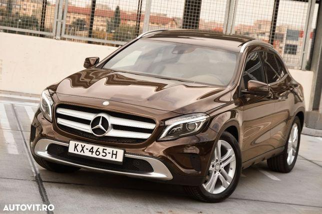 Mercedes-Benz GLA Mercedes GLA 220Cdi Avangarde 170cp Cutie Automata Piele Xenon Navi