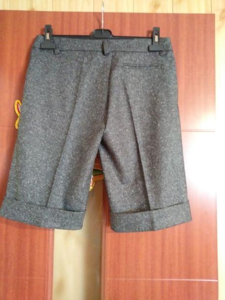 Pantaloni lungi+scurti dama