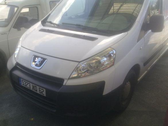 Peugeot Expert 2008 на части