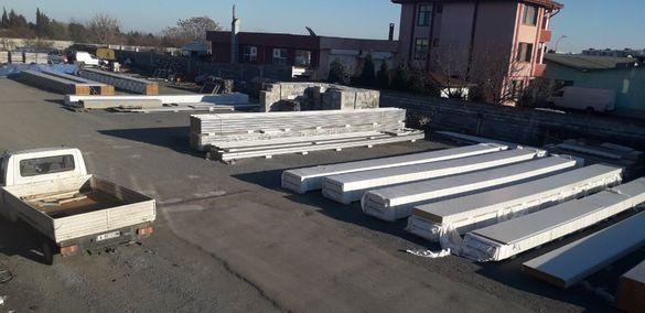 Термопанели / сандвич панели покривни и стенни