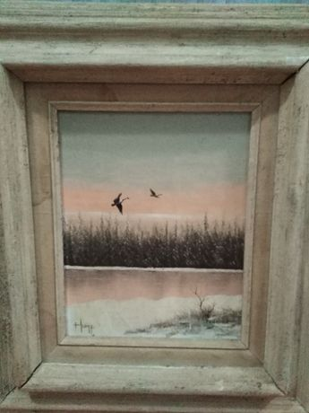 Продавам картина на Hume