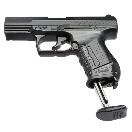 Pistol Walther P99 DAO-CO2-putere 4 Joules- AIRSOFT/ recul puternic