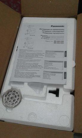 Продам элэктро мясорубку Panasonic MK-MG1300