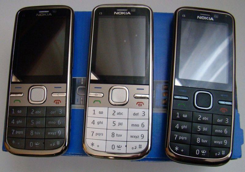 Nokia C5 гр. Пещера - image 1