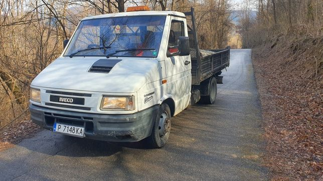 Iveco dayli 2.8D 3.5t