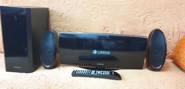 Samsung HT-X620, 2.1 Home Cinema DVD DVX MP3 Radio USB Bluetooth HDMI.