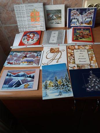 Felicitări pentru sărbătorile de iarna