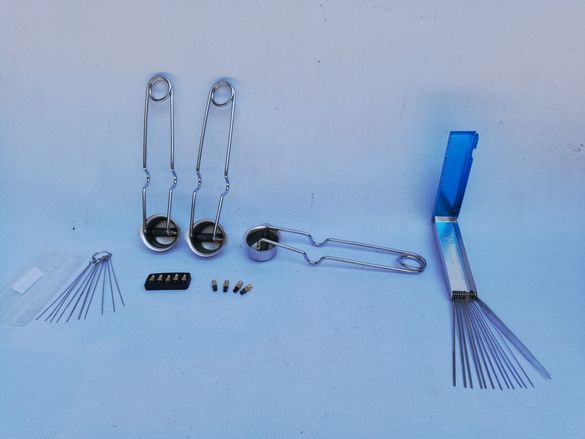 Запалки,камъчета,игли за почистване за горелки и резаци