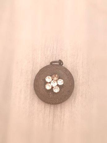 medalion rotund pandantive