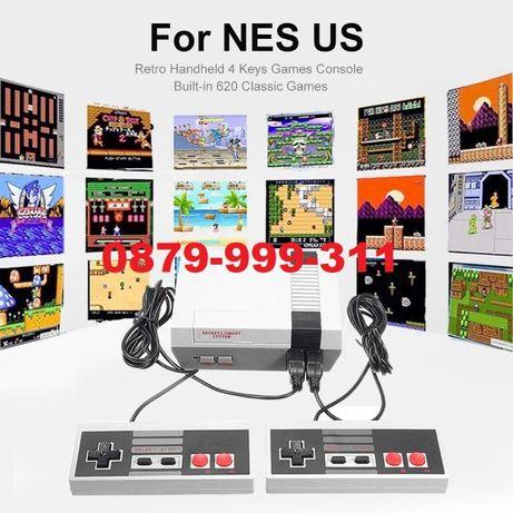 ТВ игра конзола с над 600 игри Нинтендо Сега Супер марио видеоигра