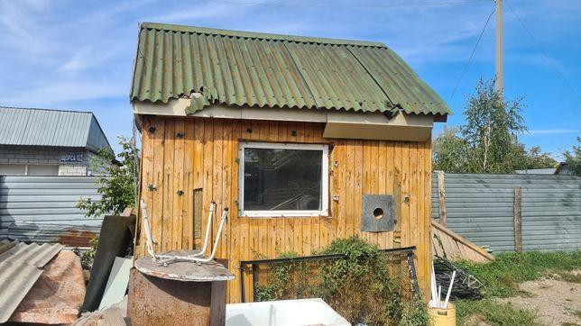 Продам  домик 3 на 2 м
