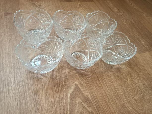 Продам вазы под хрусталь, цена за 6 штук 2500 тенге