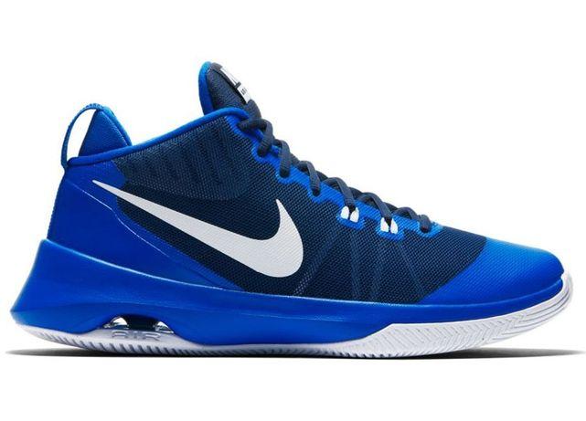 adidasi baschet Nike Air Versatile, Albastru, 44->NOU,SIGILAT,eticheta