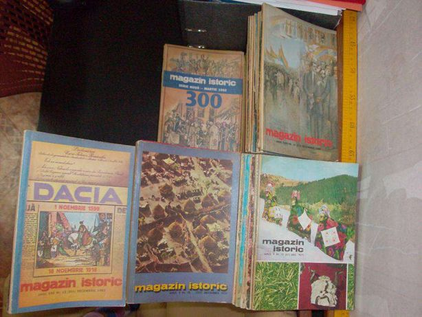 magazin istoric toata colectia