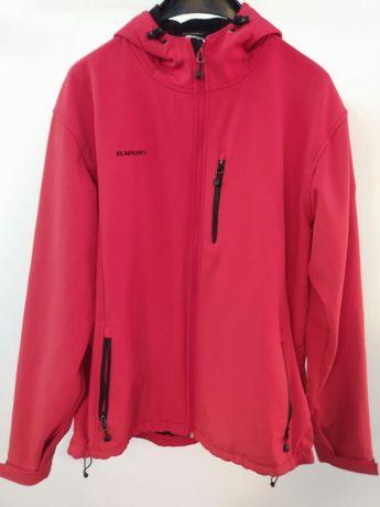 Jacheta softshell pentru barbati cu gluga Kilimanjaro, iarna, drumetii