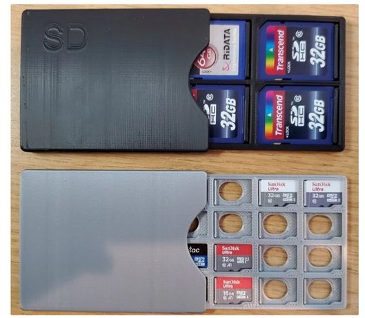 Carcasa pentru carduri micro SD sau SD carduri