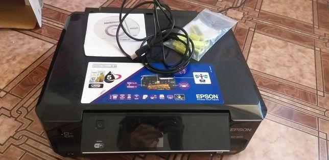 Принтер цветной EPSON xp600