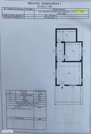 Apartamente 2 si 3 camere Trivale   Campului