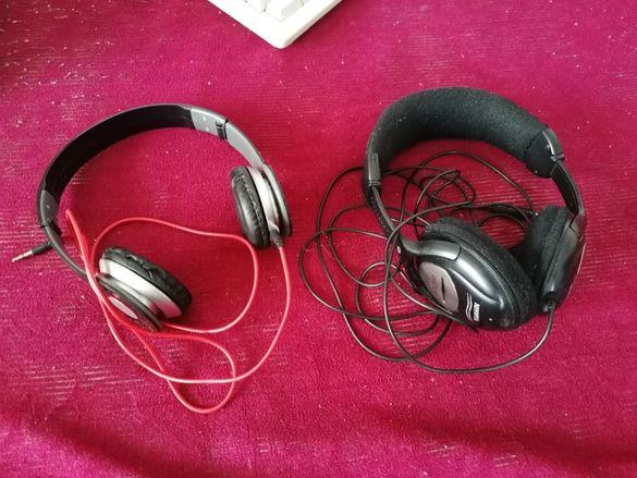 Продавам 2 чифта слушалки - цената е и за двата заедно