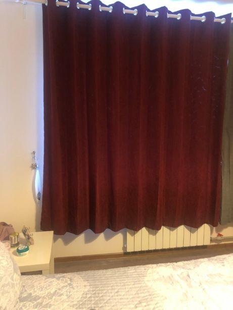 Продам шторы для окон и двери