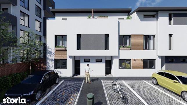 Vila 4 camere, gradina proprie si 2 locuri de parcare.