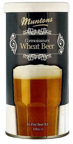 Muntons Connoisseurs 1.8 kg kituri bere de casa pentru 23 de litri!