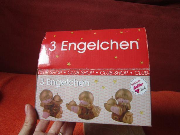 Craciun-set vintage ingerasi made in Germany'80-un cadou inedit