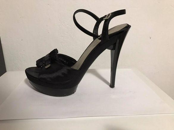 Дамски обувки 39 номер ( боти, сандали)