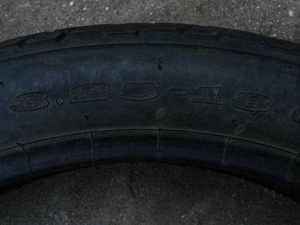 Ендуро гума 18 и масур за газ