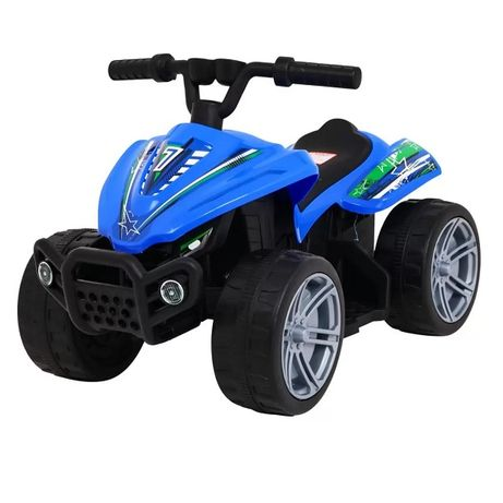 ATV electric pentru copii LITTLE MONSTER (1805) 6 Volti, Albastru