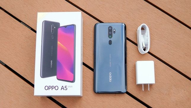 Oppo A5 новый 64гб