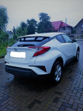 Toyota CHR 1,2 benzina