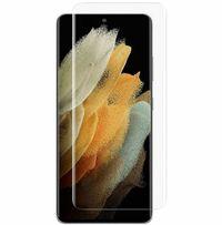Folie Sticla Samsung S21 Ultra,Nano Particule, Montaj Gratuit