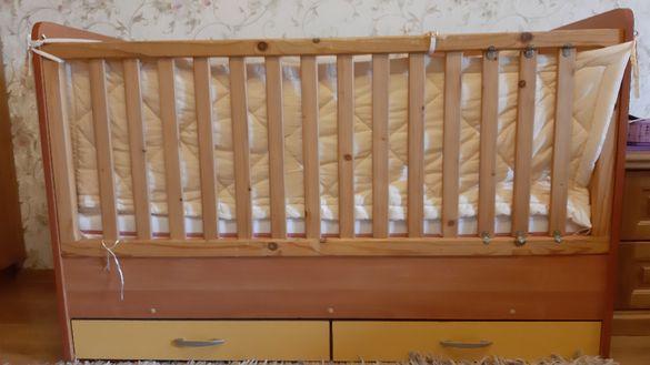 Бебешка/Детска Кошара, изработена по поръчка