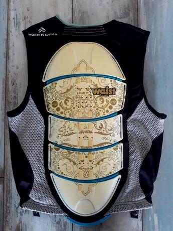 TECNOPRO vesta protectie apărătoare spate coloana schi ski moto M