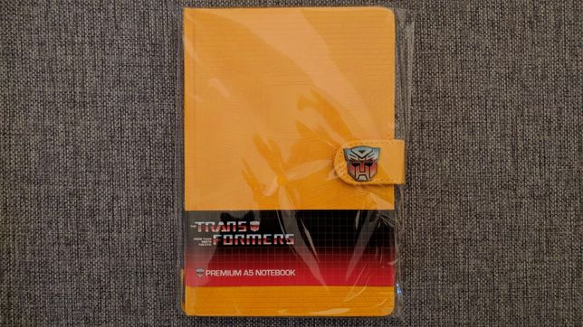 Agenda A5 Transformers